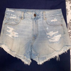 {American Eagle} Jean shorts